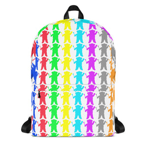 The Baguette Bear ® Multi School Bag