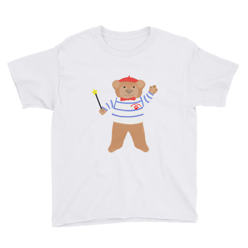 BAGUETTE BEAR CLOTHING FOR KIDS