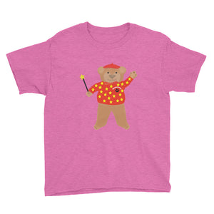 BAGUETTE BEARS CHINESE T-SHIRT