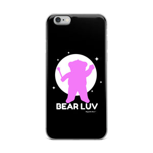 BEAR LUV iphone case