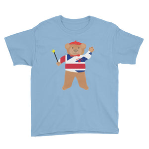BAGUETTE BEARS 'HELLO' T-SHIRT
