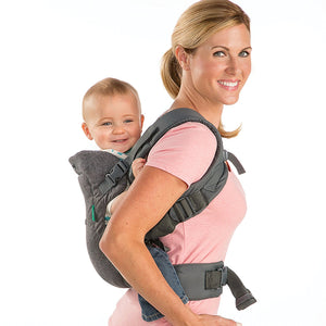 360 Ergonomic Hoodie Kangaroo Baby Carrier with Thickening Shoulders