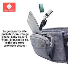 Load image into Gallery viewer, Ergonomic, Adjustable,  Baby Carrier Hipseat