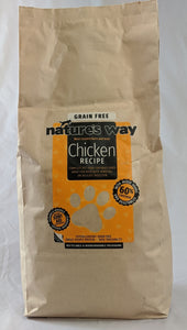 Natures Way Grain Free Adult Chicken Recipe
