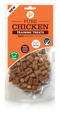 JR 100% Pure Training Treats Chicken 85g