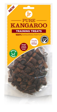 JR 100% Pure Training Treats Kangaroo 85g
