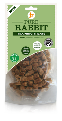 JR 100% Pure Training Treats Rabbit 85g