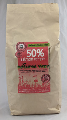 Natures Way Adult Salmon and Brown Rice
