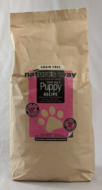 Natures Way Grain Free Puppy 60% Chicken Recipe