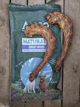 Load image into Gallery viewer, Anco Turkey Necks Natural Treat Out