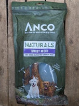Load image into Gallery viewer, Anco Turkey Necks Natural Treat Front