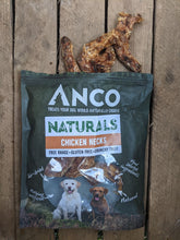 Load image into Gallery viewer, Anco Naturals Chicken Necks
