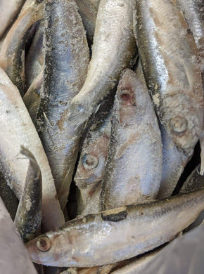 1kg Frozen Whole British Sprats