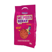 Load image into Gallery viewer, Suet To Go Suet Pellets Berry