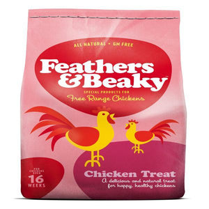 Feathers & Beaky Chicken Treat