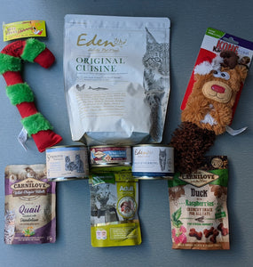 Purrfect Christmas Hamper