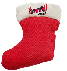 Yeowww! Catnip Stocking