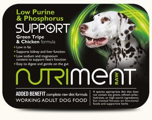 Nutriment Low Purine & Phosphorus Support