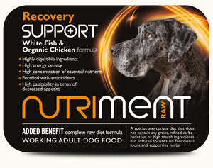Nutriment Recovery Support