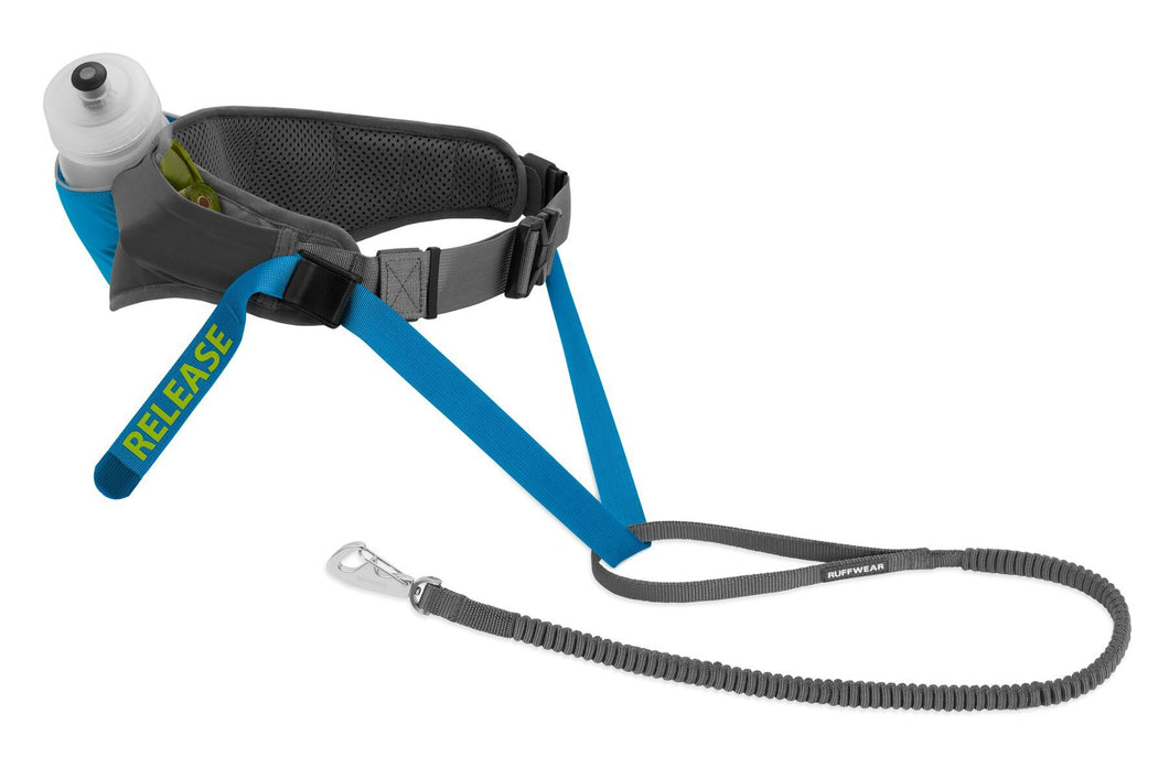 TRAIL RUNNER™ DOG LEASH BELT SYSTEM