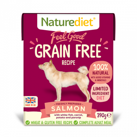 Naturediet Feelgood Grain Free Salmon