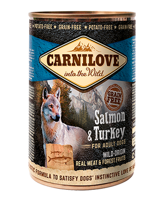 Carnilove Salmon & Turkey