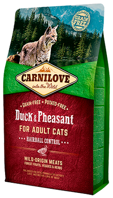 Carnilove Duck & Pheasant for Adult Cats