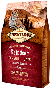 Carnilove Reindeer For Adult Cats