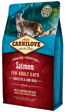 Carnilove Salmon for Adult Cats