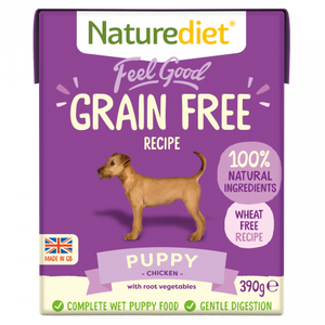 Naturediet Feelgood Grain Free Puppy
