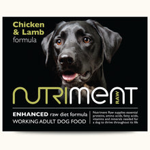 Load image into Gallery viewer, Nutriment Chicken And Lamb Formula Adult