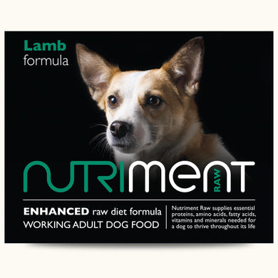 Nutriment Lamb Formula Adult