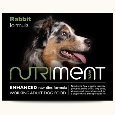 Nutriment Rabbit Formula Adult