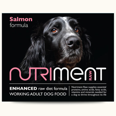 Nutriment Salmon And Chicken Formula Adult