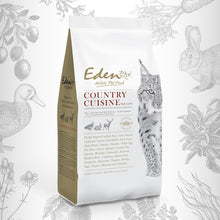 Load image into Gallery viewer, EDEN 85/15 COUNTRY CUISINE FOR CATS 1.5kg
