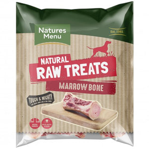 Natures Menu Natural Raw Treats Marrowbone