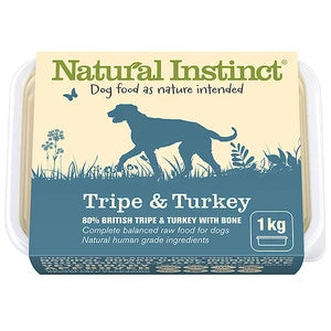 Natural Instinct Tripe & Turkey