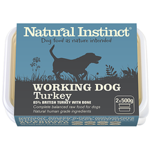 Load image into Gallery viewer, Natural Instinct Working Dog Turkey