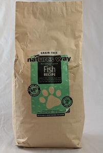 Natures Way Grain Free Adult Fish Recipe