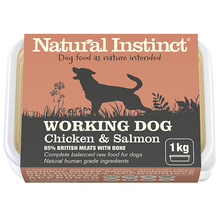 Load image into Gallery viewer, Natural Instinct Working Dog Salmon & Chicken