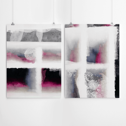 Abstract Canvas Art Cape Town