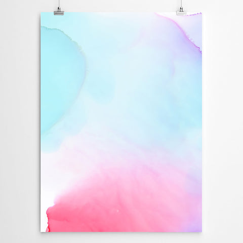 Wispy Canvas Art Print
