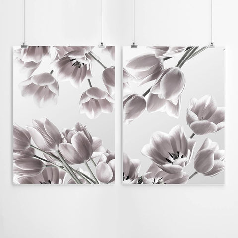 Artworld Floral Art Print