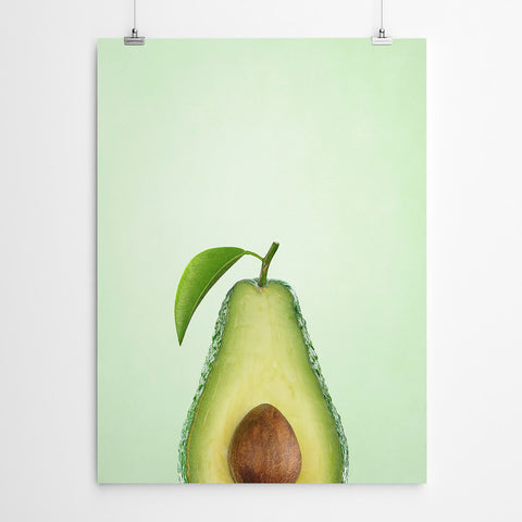 Avo Kitchen Art Print