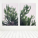 Cactus Art Set Canvas
