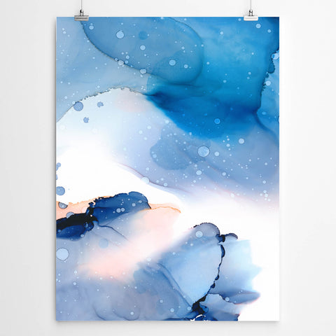 Dreamy Abstract art prints