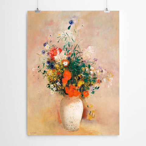 Flower Painting Wall Art
