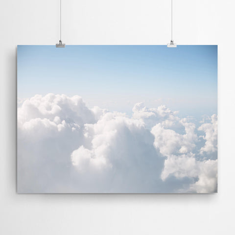 Pastel Cloud Wall Art