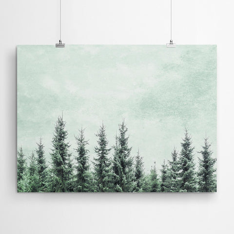 Forest Poster Print