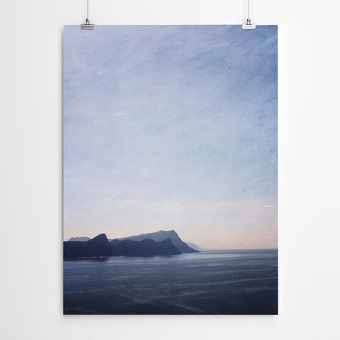 Mountain Wall Art Print